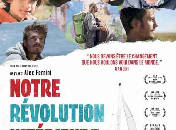 Affiche du film d'Alex Ferrini
