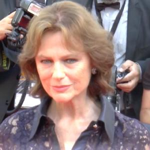 Jacqueline Bisset, superbe sur le tapis rouge du Festival de Cannes, 27 mai 2017. ©NODS, regardinfos.com