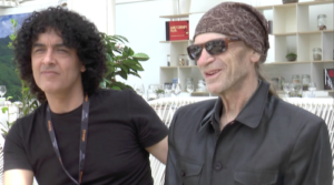 Tony-Zierra-et-Leeon-Vitali-à-Cannes-en-ITW
