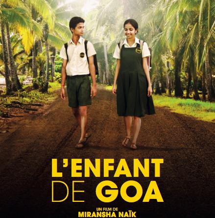 """Affiche-du-film-""""L'Enfant-de-Goa"""""""