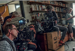 Filmworkers-durant-tournage-Pentagon-Papers
