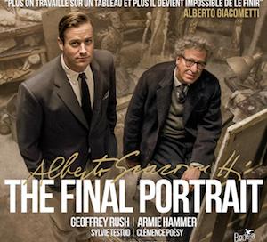 Giacometti dans «The Final portrait» de Stanley Tucci