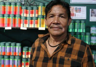 Obadias Garcia, un chef Sateré-Mawé en Europe
