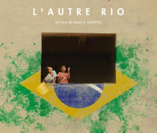 «L'Autre Rio» le revers du décor des JO au Brésil