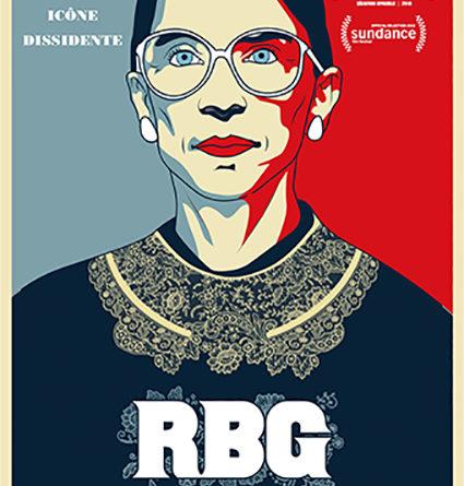 Affiche -RBG