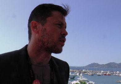 Antoine Pierini un maître verrier au Festival de Cannes