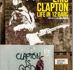 « Eric Clapton: Life in 12 bars » au cinéma