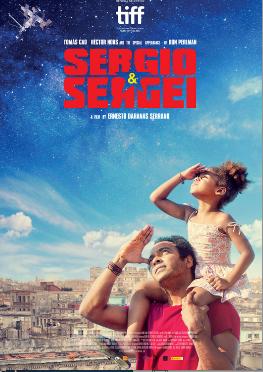 Affiche Sérgio & Sergei