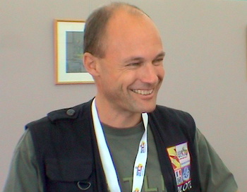 Interview de Bertrand Piccard à Chambley