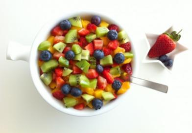 Miam-ó-fruta uma refeição salutar de France Guillain