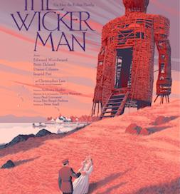 «The wicker man» un film culte chez vous