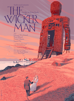 Affiche The wicked man