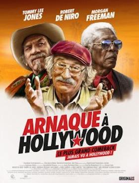 Affiche-Arnaque-à-Hollywood
